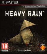 Heavy Rain pochette PS3 (BCES00458)
