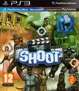 The Shoot pochette PS3 (BCES00463)