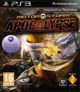 MotorStorm Apocalypse pochette PS3 (BCES00484)