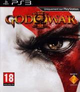 God of War III pochette PS3 (BCES00510)