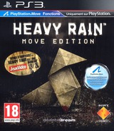 Heavy Rain (Move Edition) pochette PS3 (BCES00802)
