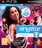 SingStar Dance pochette PS3 (BCES00894)