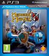 Medieval Moves pochette PS3 (BCES01279)
