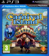 Carnival Island pochette PS3 (BCES01369)