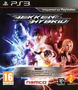 Tekken Hybrid pochette PS3 (BCES01454)