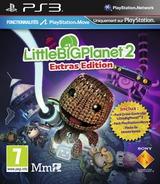 LittleBigPlanet 2 (Extras Edition) pochette PS3 (BCES01694)