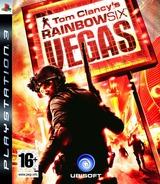 Tom Clancy's Rainbow Six: Vegas pochette PS3 (BLES00054)