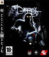 The Darkness pochette PS3 (BLES00058)