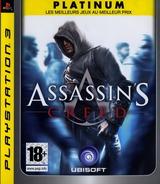 Assassin's Creed pochette PS3 (BLES00158)