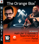 The Orange Box pochette PS3 (BLES00172)