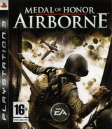 Medal of Honor: Airborne pochette PS3 (BLES00174)