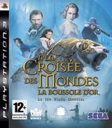 The Golden Compass pochette PS3 (BLES00180)