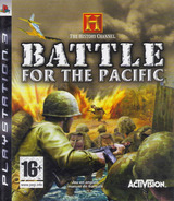 The History Channel: Battle for the Pacific pochette PS3 (BLES00194)
