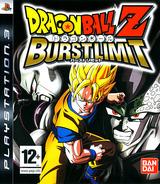 Dragon Ball Z: Burst Limit pochette PS3 (BLES00231)