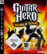 Guitar Hero: World Tour pochette PS3 (BLES00299)
