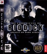 The Chronicles of Riddick: Assault on Dark Athena pochette PS3 (BLES00311)