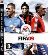 FIFA 09 pochette PS3 (BLES00314)