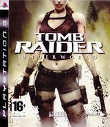 Tomb Raider: Underworld pochette PS3 (BLES00409)