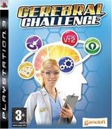 Cérébral Challenge pochette PS3 (BLES00420)