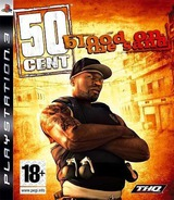 50 Cent: Blood on the Sand pochette PS3 (BLES00472)