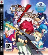 Cross Edge pochette PS3 (BLES00650)
