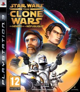 Star Wars The Clone Wars: Republic Heroes pochette PS3 (BLES00692)