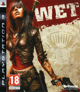 Wet pochette PS3 (BLES00707)