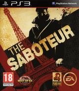The Saboteur pochette PS3 (BLES00744)
