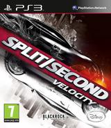 Spit/Second: Velocity pochette PS3 (BLES00780)