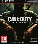 Call of Duty: Black Ops pochette PS3 (BLES01031)