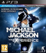 Michael Jackson: The Experience pochette PS3 (BLES01135)