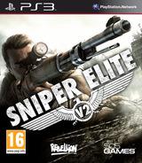 Sniper Elite V2 pochette PS3 (BLES01290)
