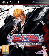Bleach: Soul Resurrección pochette PS3 (BLES01315)