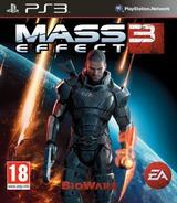 Mass Effect 3 pochette PS3 (BLES01462)