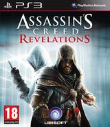 Assassin's Creed: Revelations pochette PS3 (BLES01467)