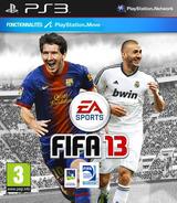 FIFA 13: Ultimate Edition pochette PS3 (BLES01676)