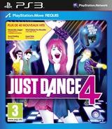 Just Dance 4 pochette PS3 (BLES01722)