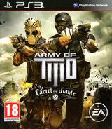 Army of Two:le Cartel du Diable pochette PS3 (BLES01763)
