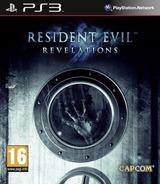Resident Evil: Revelations pochette PS3 (BLES01773)