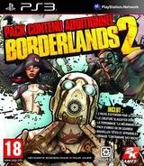 Borderlands 2: Packs de contenu additionnel pochette PS3 (BLES01813)