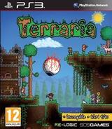 Terraria pochette PS3 (BLES01938)
