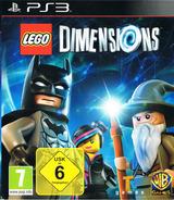 Lego Dimensions pochette PS3 (BLES02105)