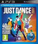 Just Dance 2017 pochette PS3 (BLES02231)