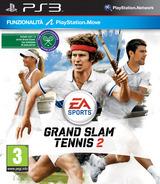 Grand Slam Tennis 2 PS3 cover (BLES00709)
