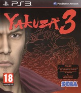 Yakuza 3 PS3 cover (BLES00834)