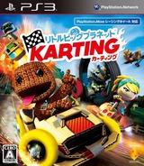 LittleBigPlanet Karting PS3 cover (BCJS30085)
