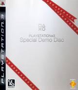 PlayStation 3 Special Demo Disc PS3 cover (BCJX96004)