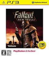 フォールアウト ニューベガス (PlayStation 3 the Best) PS3 cover (BLJM55030)