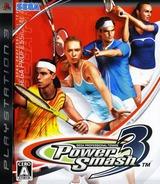 Power Smash 3 / Virtua Tennis 3 PS3 cover (BLJM60017)