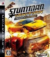 Stuntman: Ignition PS3 cover (BLJM60052)